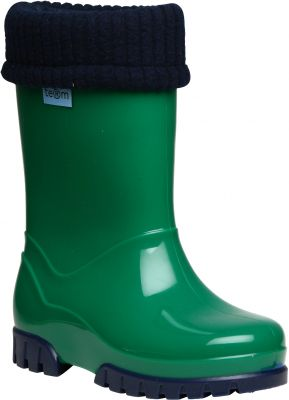 Term Welly with Sock -  Green