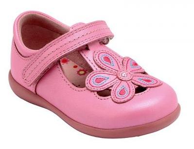 Start-rite APRIL -  Bright Pink
