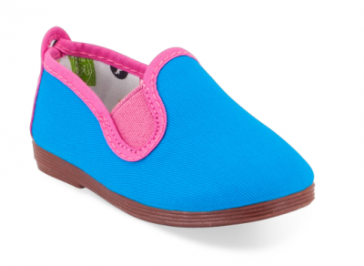 Flossy Callahora -  Blue/Pink
