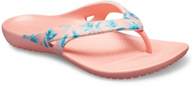 Crocs Kadee II Seasonal Flip W -  Tropical/Melon