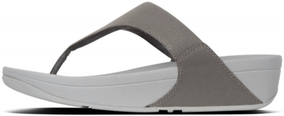 FitFlop Lulu Shimmer -  Pewter