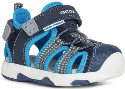 Geox B Sandal Multy Boy B920FB - Navy/Azure