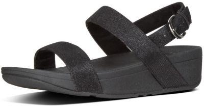 FitFlop Lottie Glitzy Sandal -  Black