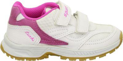 Lurchi Matti - White Pink
