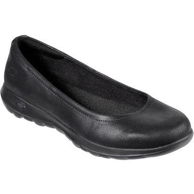 Skechers Go Walk Lite Gem -  Black