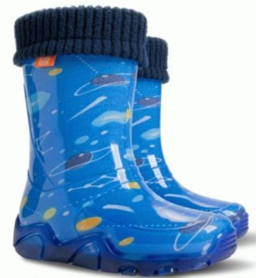 Term Welly with Sock - Cosmos