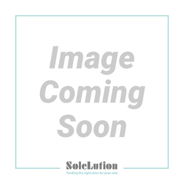 DB Badminton - Black Patent/Suedette